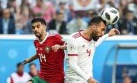 مبارک بوصوفه - تیم ملی مراکش