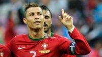 اسپانیا ؛ تصویر کریس رونالدو بعد از شنیدن خبر اخراج لوپتگی از تیم ملی اسپانیا