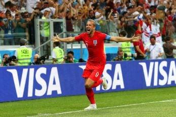 کین ؛ هری کین با دو گلی که به تونس زد باعث برد تیمش در جام جهانی شد