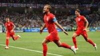تیم ملی انگلیس - انگلیس و تونس