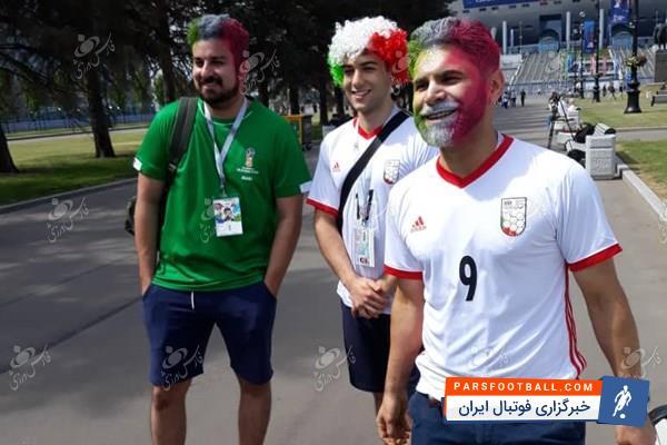 تیم ملی ؛ صدای بلند بوقهای مخصوص استادیومهای ایران در روسیه هم شنیده می شود