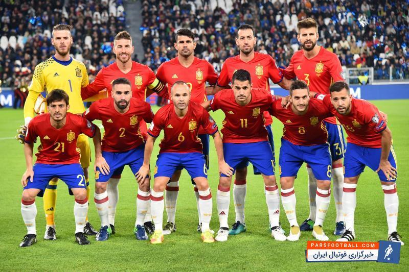 سگورولا :به عقیده من اسپانیا باید با آرامش کامل برابر ایران بازی کند