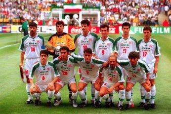 تیم ملی فوتبال ایران در جام جهانی 1998
