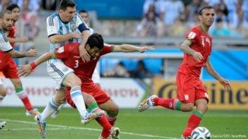 تیم ملی فوتبال ایران در جام جهانی 2014