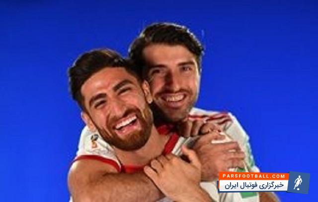 علیرضا جهانبخش مشکلی برای همراهی با ایران در بازی برابر اسپانیا ندارد ؛ خبرگزاری فوتبال ایران