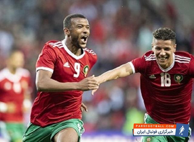 تیم ملی مراکش - تیم ملی مراکش