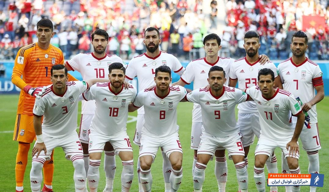 تیم ملی ؛ شاگردان کی روش در مقابل پرتغال سفید میپوشند ؛ پارس فوتبال