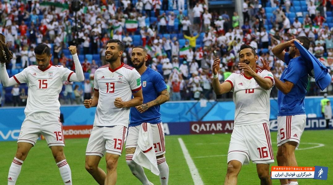 تیم ملی ؛ انتشار پوستری ویژه توسط سایت ESPN آمریکا به مناسبت برد ایران در مقابل مراکش