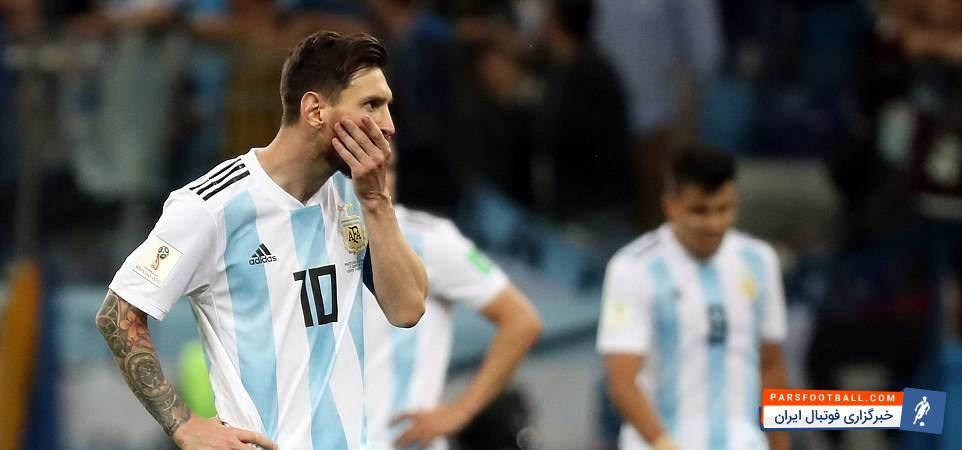 کوریره دلو اسپورت : شوک در جام جهانی؛ کرواسی، آرژانتین را له کرد