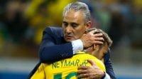 تیته سرمربی تیم ملی برزیل اعلام کرد نیمار در دیدار دوستانه برابر کرواسی در ترکیب اصلی قرار نخواهد داشت.