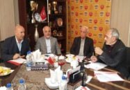 جلسه هیات مدیره باشگاه پرسپولیس تشکیل شد.