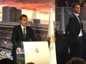 لوپتگی در کنفرانس خبری باشگاه رئال گفت:برایم عجیب است که اینجا در مادرید هستم. ما باید قوی باشیم و از این مسئله برای رشد دادن شرایط فوتبال استفاده کنیم.