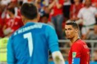 درماندگی کریستیانو رونالدو و پرتغال در برابر تیم ملی ایران