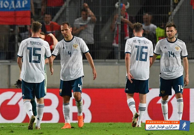 تیم ملی روسیه ؛ طبق پیش بینی روس ها تیم ملی روسیه شانسی در جام جهانی ندارد