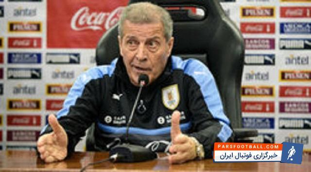 اسکار تابارس ؛ :اظهارات اسکار تابارس در نشست خبری خود قبل از بازی با مصر