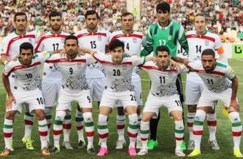 معرفی تیم ملی ایران در جام جهانی توسط AFC