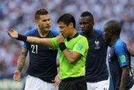 فغانی ؛ برنتون خبرنگارفاکس اسپورت فغانی را شانس اول قضاوت در فینال جام جهانی 2018 می داند