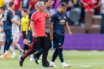 ژوزه مورینیو و اعتقاد نداشتن به استفاده از بازیکنان جوان