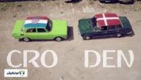دانمارک ؛ پیش بازی کرواسی - دانمارک ؛ تیم ملی کرواسی - تیم ملی دانمارک