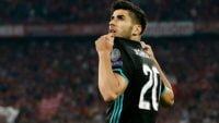 آسنسیو ستاره جوان رئال مادرید در مسیر درستی برای پیشرفت در رئال مادرید قرار دارد