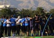 آخرین تمرین تیم فوتبال استقلال پیش از دیدار با فولاد خوزستان امروز (سهشنبه) در زمین شماره دوی ورزشگاه آزادی برگزار شد.
