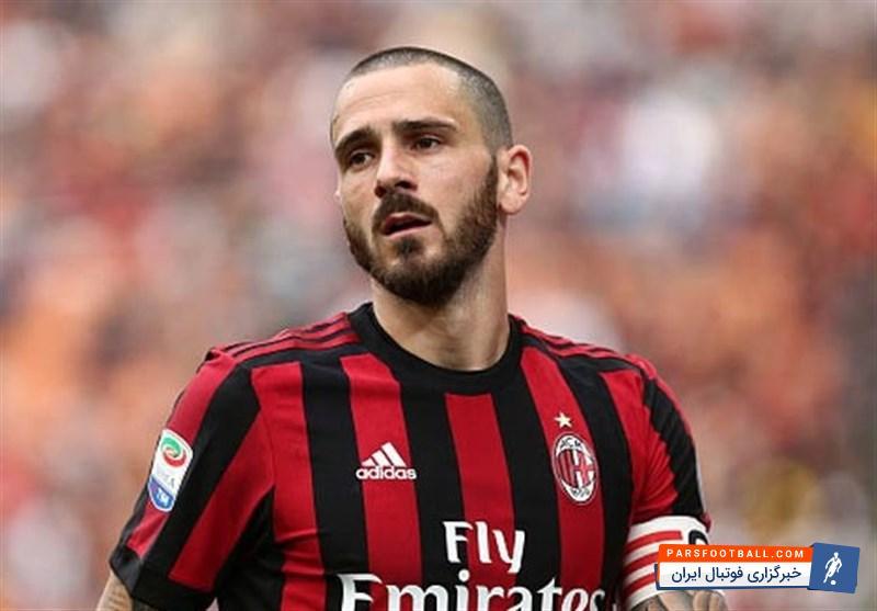 بونوچی ستاره تیم فوتبال آث میلان ایتالیا در مسیر بازگشت به یوونتوس قرار دارد