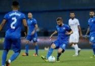پیروزی قاطع دینامو زاگرب در هفته دوم لیگ کرواسی
