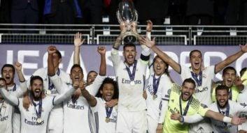 5 بازیکن رئال مادرید با سابقه گلزنی در سوپر جام
