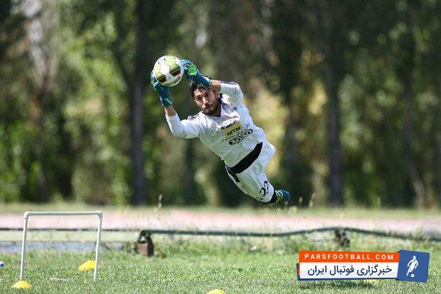 سید حسین حسینی به دنبال فرصت ویژه برای حضور یافتن در ترکیب استقلال تهران