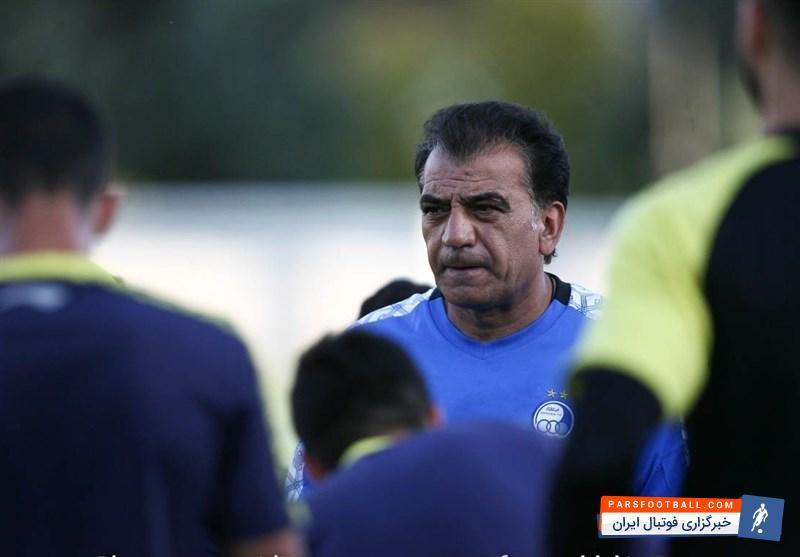 طاهری : این استقلال است که همه را بزرگ کرده و قطعا برای هر بازیکنی جانشینی خواهد بود