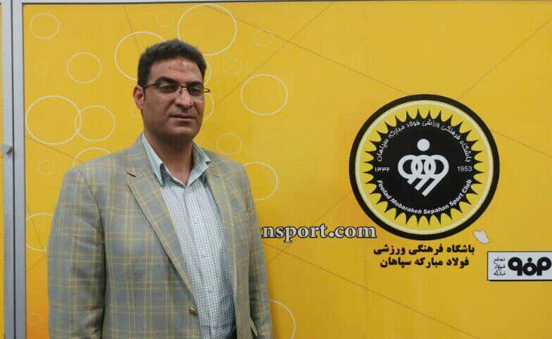 فتاحی : تلاش میکنیم تراکتورسازی را هم در اصفهان با شکست بدرقه کنیم
