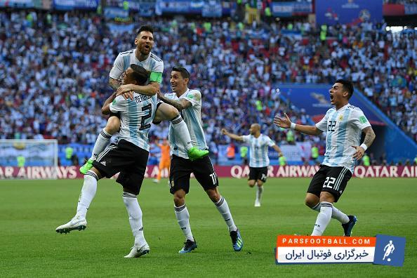 آرژانتین بعد حذف در مرحله یک هشتم نهایی، خورخه سامپائولی را از کار برکنار کرد