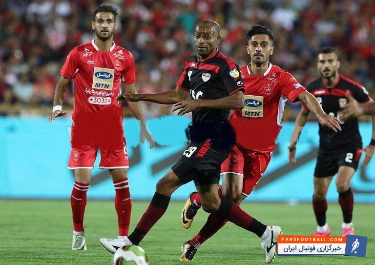 تیم فولاد خوزستان در هفته دوم رقابت های لیگ برتر شب گذشته به مصاف پرسپولیس رفت تیم فولاد خوزستان برابر حریف آماده خود تن به شکست سه بر صفر داد.
