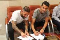 استقلال شجاعی و دژاگه خرید های جدید تراکتور هستند شجاعی و دژاگه با حضور در هیئت فوتبال استان قرارداد خود را به مدت 3 سال با تیم تراکتورسازی امضا کردند.