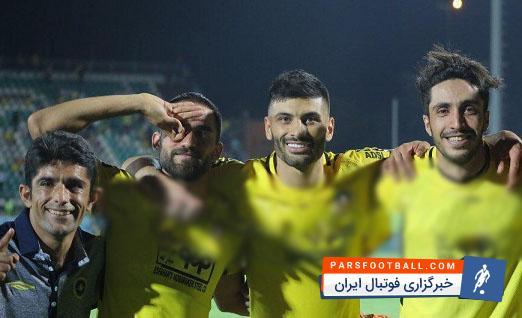 مهرداد محمدی یکی از بازیکنان اصلی سپاهان پس از حضور قلعه نویی در این تیم بوده است