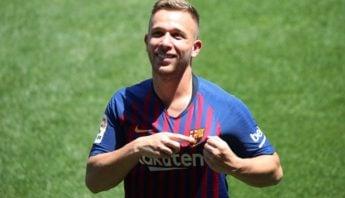 آرتور ملو - بارسلونا