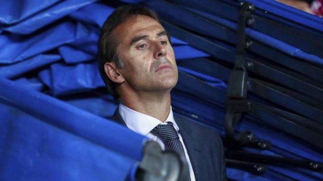 جولین لوپتگی:به مرور مشخص می شود که رئال مادرید در چه سطحی است