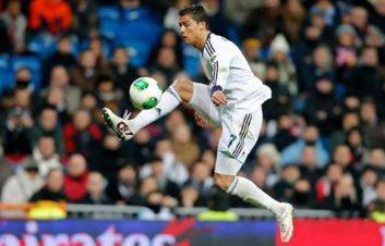 کنترل توپ دیدنی ستارگان فوتبال