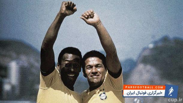 پله اسطوره فوتبال برزیل و جهان در دوران بازیگری دستاوردهای بسیاری داشت