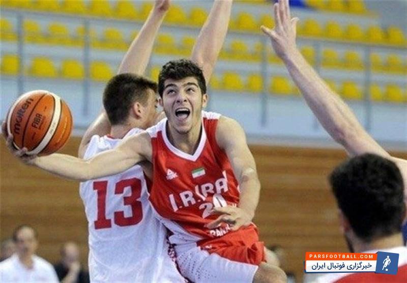امیرحسین آذری : با تمام وجود برای موفقیت تیم ملی بازی میکنم ؛ خبرگزاری فوتبال ایران