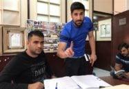 هاشم بیک زاده با عقد قراردادى یک ساله استقلال جنوب تهران پیوست