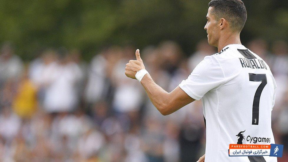 رونالدو نقش بسیار مهمی در کسب سود اقتصادی برای باشگاه فوتبال یوونتوس دارد