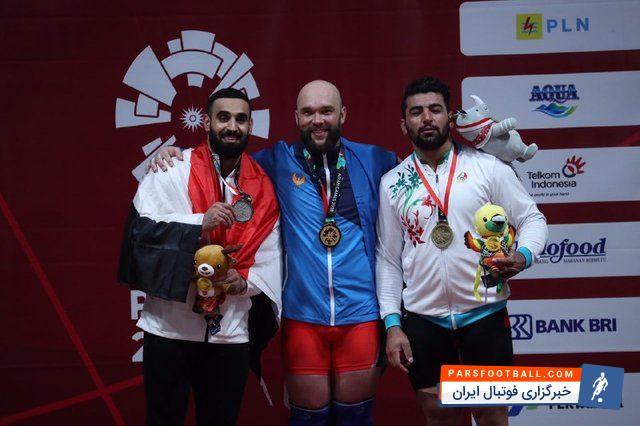 علی هاشمی ؛ اظهارات علی هاشمی پس از کسب مدال برنز وزنهبرداری بازیهای آسیایی 2018
