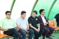 امیر قلعه نویی و سعید آذری دیدار کرد قلعه نویی نیز از مجموعه باشگاه ذوب آهن به لحاظ همکاری های لازم سپاس وقدردانی کرد.