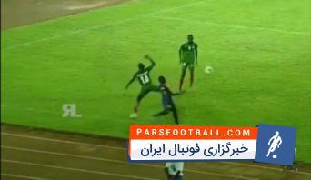 فوتبال ؛ خطای عجیب و وحشتناک در فوتبال ؛ خبرگزاری پارس فوتبال