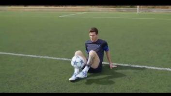 10 کار غیرممکن از لیونل مسی در تمرینات