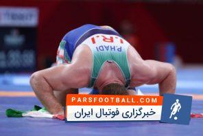 پرویز هادی با شکست حریف چینی موفق شد مدال طلای دوره قبلی خود را در بازی های آسیایی 2018 تکرار کند.
