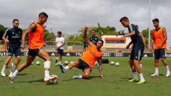راموس ؛ بازگشت سرخیو راموس به تمرینات رئال مادرید ؛ پارس فوتبال