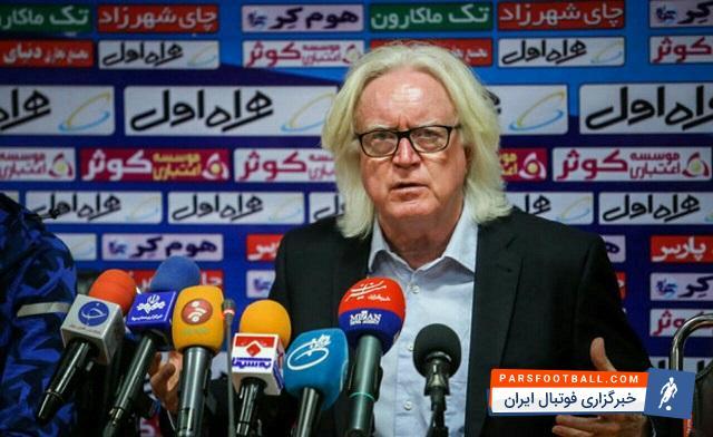 شفر دستور داد : بازیکنان حق اعتراض به داور را ندارند ؛ خبرگزاری فوتبال ایران