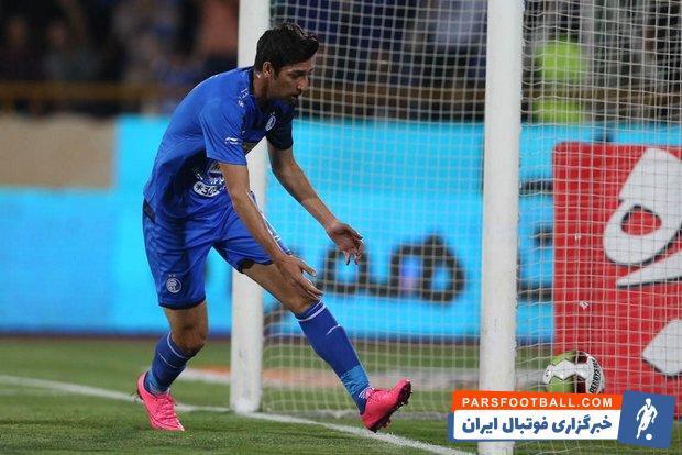 استقلال و چهار بازی بدون گل زده در لیگ برتر
